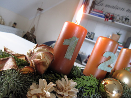 1. Søndag i advent....