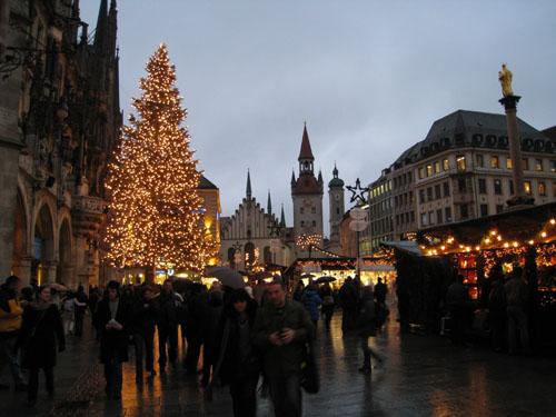 Det store juletræ...