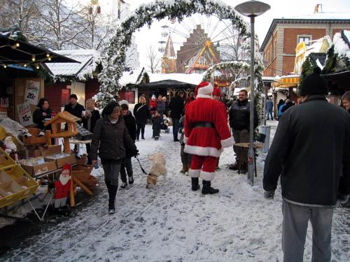 Julemarked i Aalborg....