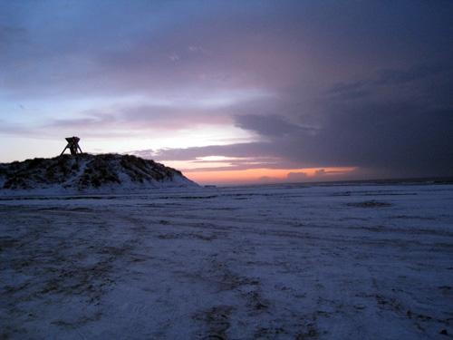 Blokhus strand....