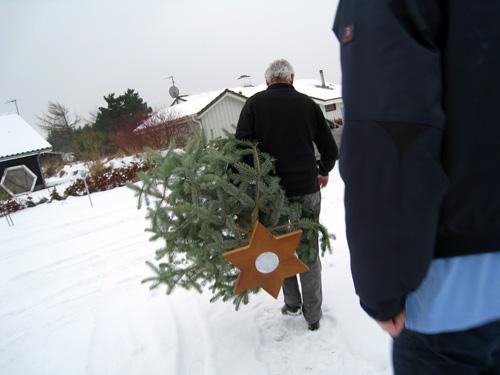 Juletræet...