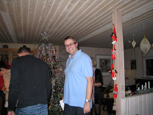 Dans om juletræet....