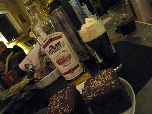 Irish Coffee hygge....