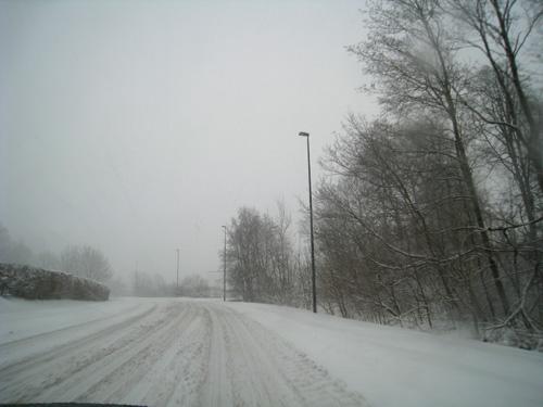 Sne sne sne...