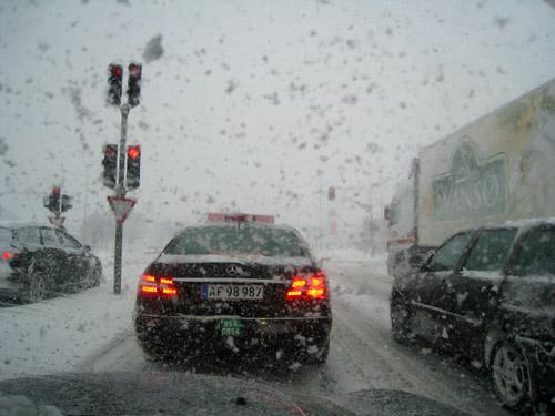 Mere sne...
