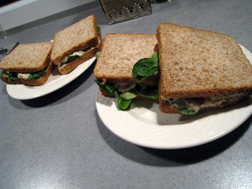 Et par gode sandwich...