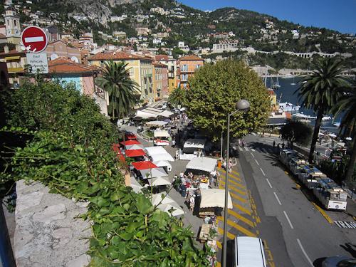 Villefrache-sur-Mer...