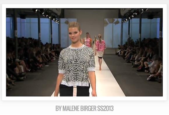 By Malene Birger SS2013...