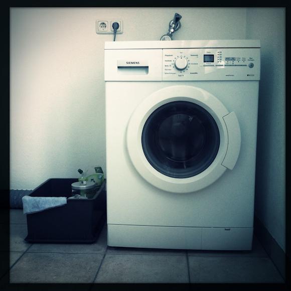 Vaskemaskine...