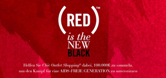(RED) is the new black...