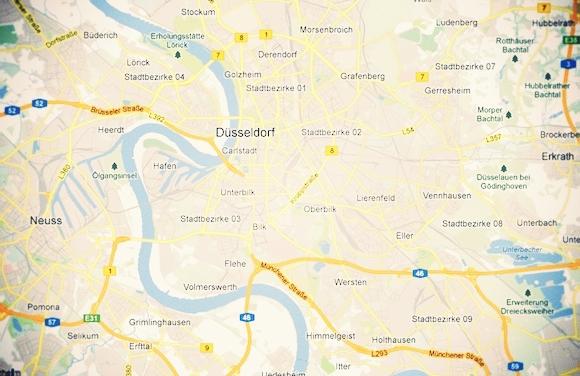 Vil du med til Düsseldorf...