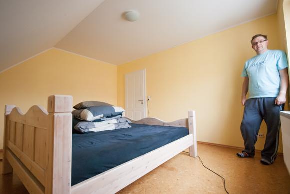 Fremgang - sovevaerelset för...