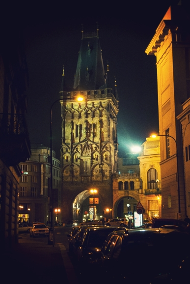 Prag by Night...