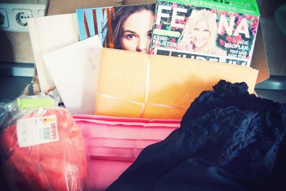 Pakker, masser af pakker...