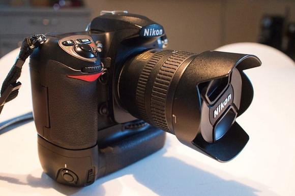 Lidt kameragrej til salg...