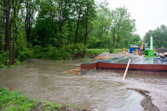 Oversvømmelser i det bayerske...