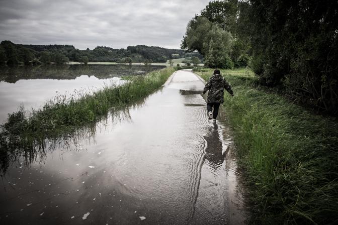 Efter oversvømmelserne...
