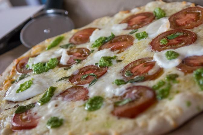 Pizzaaften...