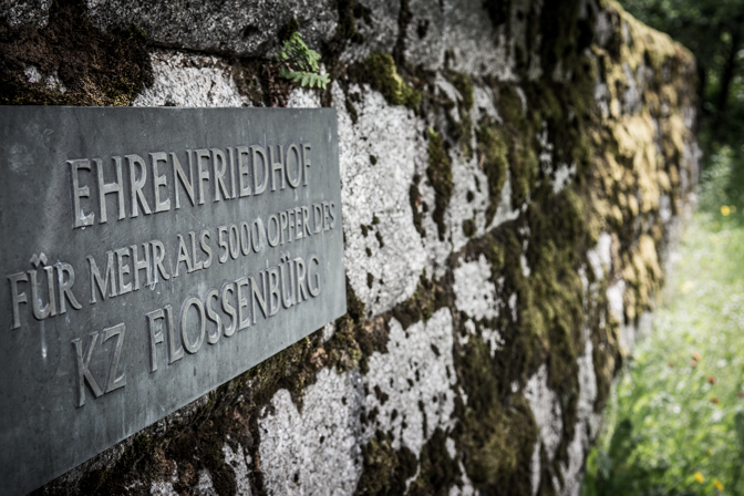 Gedenkstätte Flossenbürg...