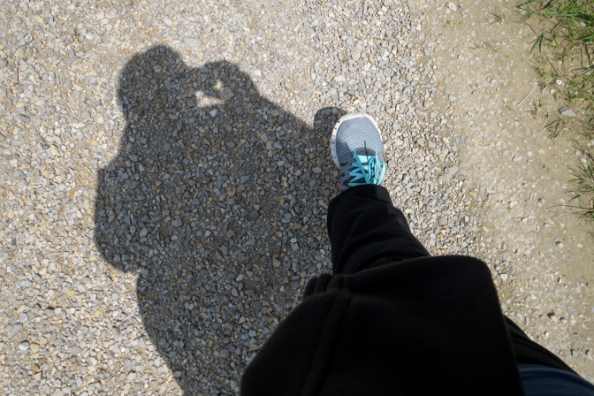 En lille frisk gåtur...