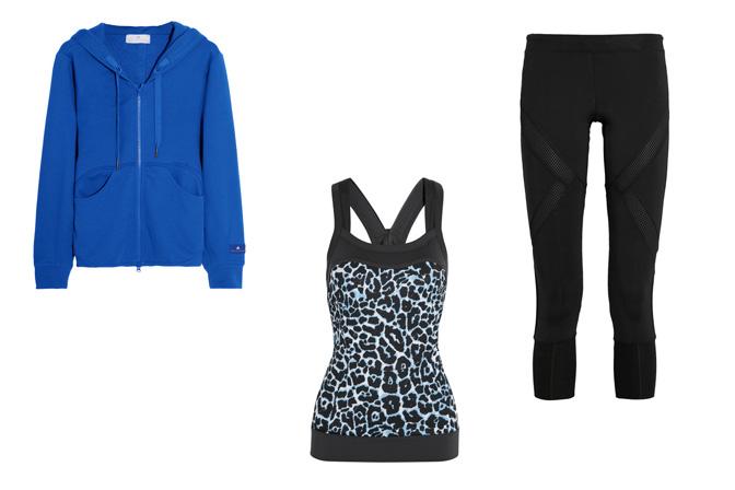 Lækkerheder fra Adidas by Stella McCartney...