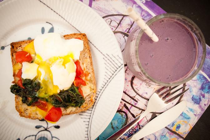 Lækker morgenmad og Cube nyheder...
