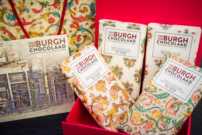 Lækkert strikkegrej og Hollandske lækkerier...