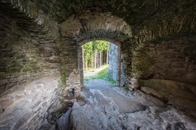 Vandretur til Steinschloss...