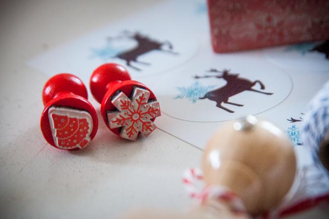Så er det snart tid til julerier...