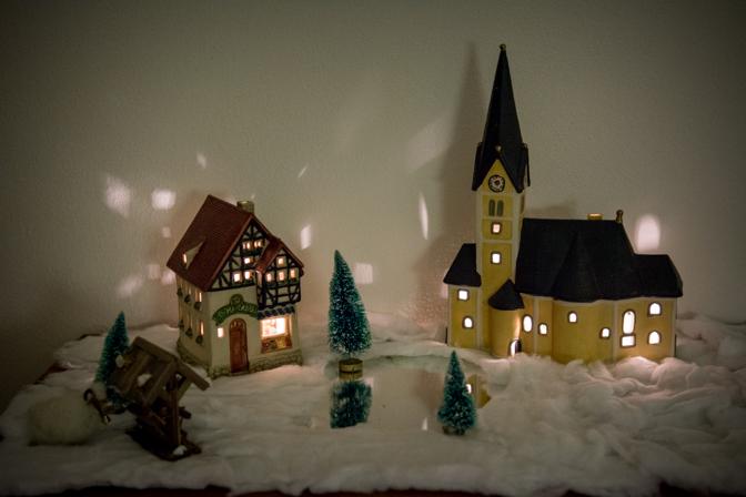 Vores tyske juleby...