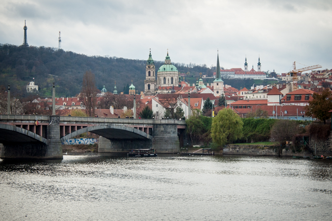 Julestemning i Prag...