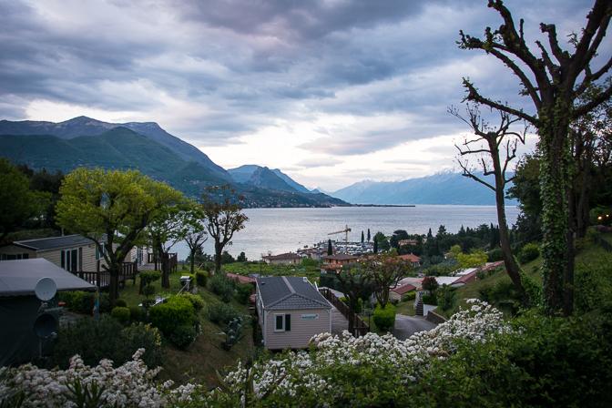 Ferie ved Gardasøen...