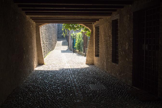 Marked i Bardolino og besøg på Castello Padenghe...