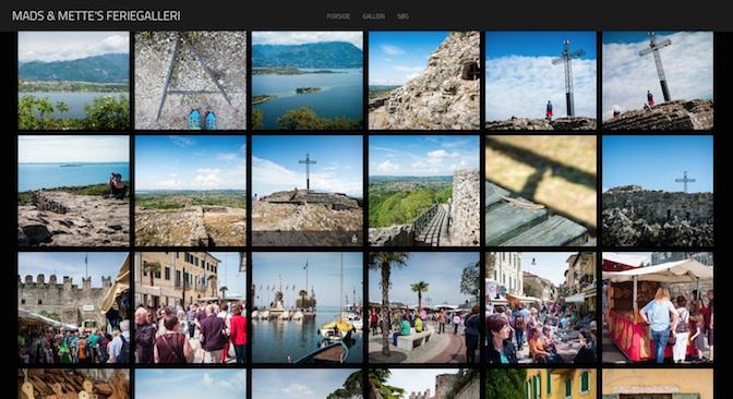 Feriebilleder fra Italien 2014...