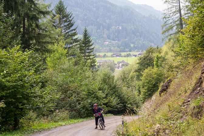 Østrig på cykel...