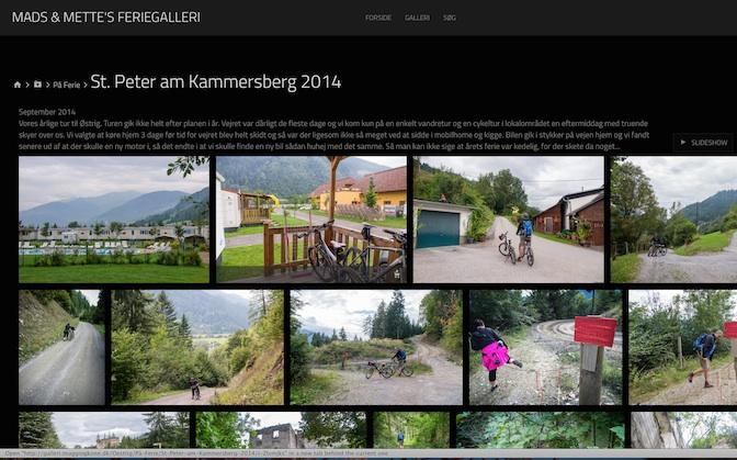 Billeder fra Østrig...