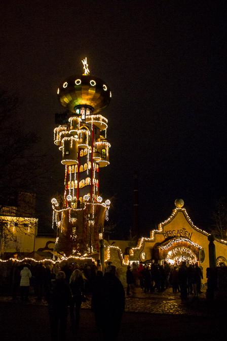 Julemarked i Abensberg...