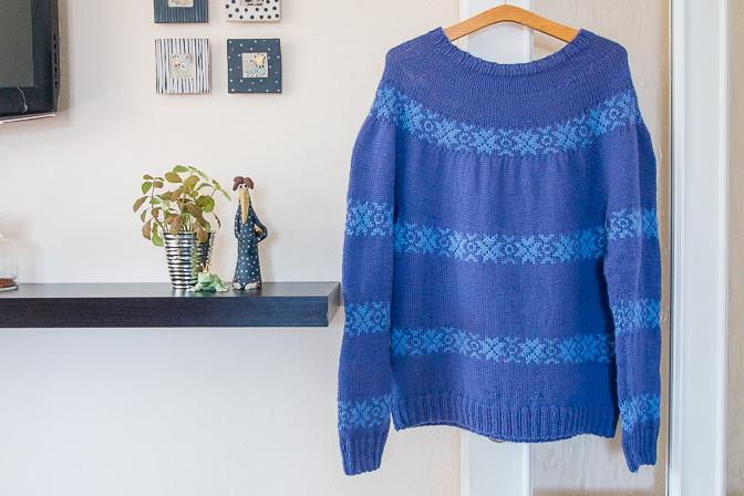Stjernesweater...