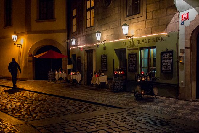 Påske i Prag...