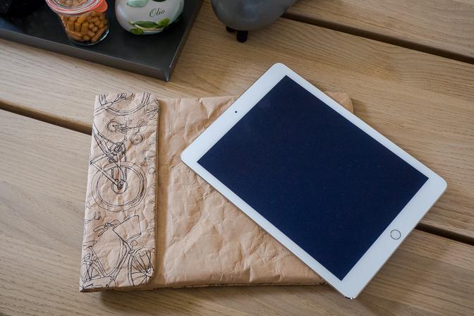 En sleeve til min iPad...