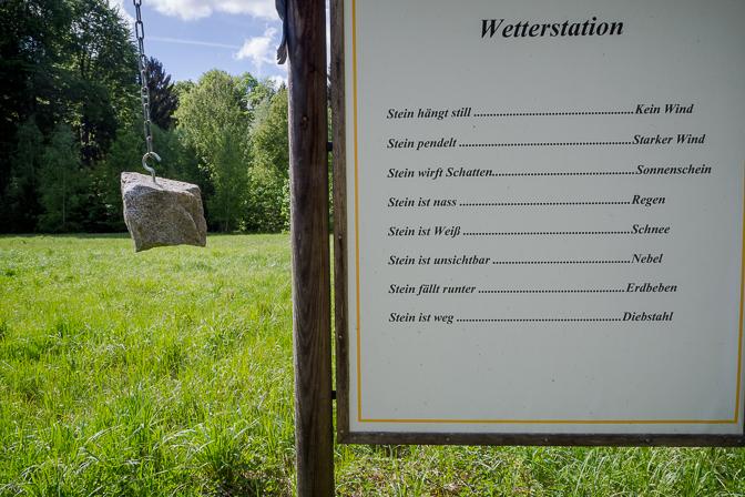 En søndagstur til Weltwald...