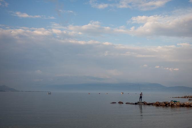 Smuttur til Gardasøen...