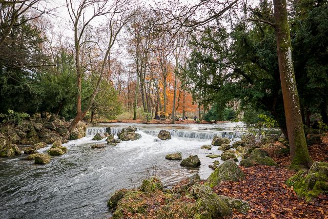 Englischer Garten...